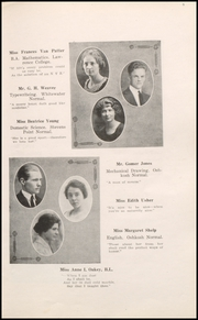 Page 15, 1923 Edition, Rhinelander High School - Hodag Yearbook (Rhinelander, WI) online yearbook collection