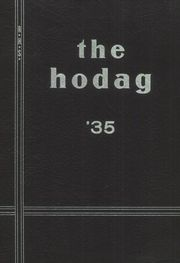 Rhinelander High School - Hodag Yearbook (Rhinelander, WI) online yearbook collection, 1935 Edition, Page 1