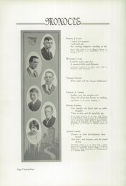 Page 16, 1927 Edition, Chippewa Falls High School - Monocle Yearbook (Chippewa Falls, WI) online yearbook collection