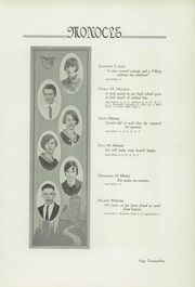 Page 17, 1927 Edition, Chippewa Falls High School - Monocle Yearbook (Chippewa Falls, WI) online yearbook collection