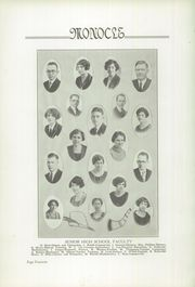 Page 6, 1927 Edition, Chippewa Falls High School - Monocle Yearbook (Chippewa Falls, WI) online yearbook collection
