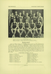 Page 11, 1934 Edition, Chippewa Falls High School - Monocle Yearbook (Chippewa Falls, WI) online yearbook collection