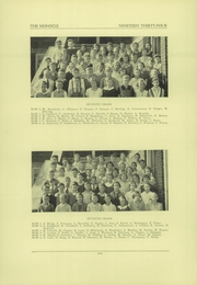 Page 13, 1934 Edition, Chippewa Falls High School - Monocle Yearbook (Chippewa Falls, WI) online yearbook collection