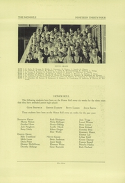 Page 14, 1934 Edition, Chippewa Falls High School - Monocle Yearbook (Chippewa Falls, WI) online yearbook collection