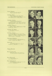 Page 5, 1934 Edition, Chippewa Falls High School - Monocle Yearbook (Chippewa Falls, WI) online yearbook collection
