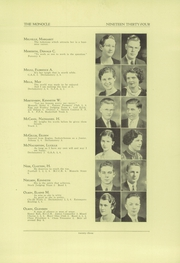 Page 7, 1934 Edition, Chippewa Falls High School - Monocle Yearbook (Chippewa Falls, WI) online yearbook collection