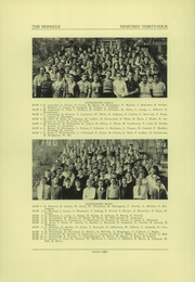 Page 8, 1934 Edition, Chippewa Falls High School - Monocle Yearbook (Chippewa Falls, WI) online yearbook collection