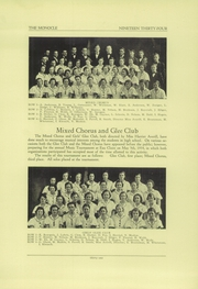 Page 9, 1934 Edition, Chippewa Falls High School - Monocle Yearbook (Chippewa Falls, WI) online yearbook collection