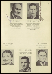Page 13, 1955 Edition, Cudahy High School - Arrow Yearbook (Cudahy, WI) online yearbook collection