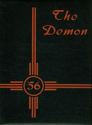 1956 Edition, Burlington High School - Demon Yearbook (Burlington, WI)