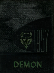 Page 1, 1957 Edition, Burlington High School - Demon Yearbook (Burlington, WI) online yearbook collection