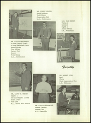 Page 14, 1957 Edition, Burlington High School - Demon Yearbook (Burlington, WI) online yearbook collection