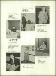Page 16, 1957 Edition, Burlington High School - Demon Yearbook (Burlington, WI) online yearbook collection