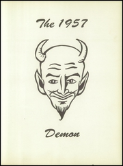 Page 7, 1957 Edition, Burlington High School - Demon Yearbook (Burlington, WI) online yearbook collection