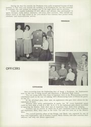 Page 16, 1955 Edition, Hartford High School - Oriole Yearbook (Hartford, WI) online yearbook collection