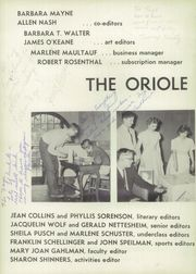 Page 6, 1955 Edition, Hartford High School - Oriole Yearbook (Hartford, WI) online yearbook collection
