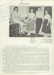 Page 13, 1956 Edition, Hartford High School - Oriole Yearbook (Hartford, WI) online yearbook collection