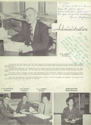 Page 7, 1956 Edition, Hartford High School - Oriole Yearbook (Hartford, WI) online yearbook collection
