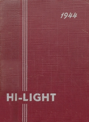 Page 1, 1944 Edition, Antigo High School - Hi Light Yearbook (Antigo, WI) online yearbook collection