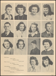 Page 11, 1944 Edition, Antigo High School - Hi Light Yearbook (Antigo, WI) online yearbook collection