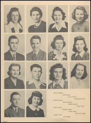 Page 12, 1944 Edition, Antigo High School - Hi Light Yearbook (Antigo, WI) online yearbook collection
