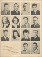 Page 13, 1944 Edition, Antigo High School - Hi Light Yearbook (Antigo, WI) online yearbook collection