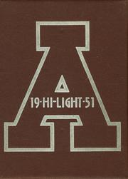 Page 1, 1951 Edition, Antigo High School - Hi Light Yearbook (Antigo, WI) online yearbook collection