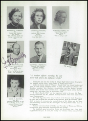 Page 12, 1951 Edition, Antigo High School - Hi Light Yearbook (Antigo, WI) online yearbook collection