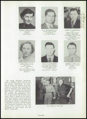 Page 13, 1951 Edition, Antigo High School - Hi Light Yearbook (Antigo, WI) online yearbook collection