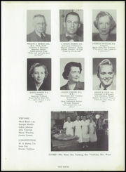 Page 15, 1951 Edition, Antigo High School - Hi Light Yearbook (Antigo, WI) online yearbook collection