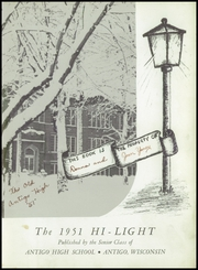 Page 5, 1951 Edition, Antigo High School - Hi Light Yearbook (Antigo, WI) online yearbook collection