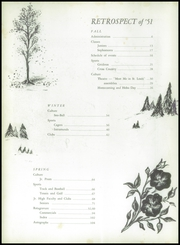 Page 6, 1951 Edition, Antigo High School - Hi Light Yearbook (Antigo, WI) online yearbook collection