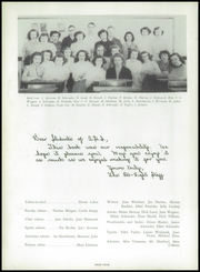 Page 8, 1951 Edition, Antigo High School - Hi Light Yearbook (Antigo, WI) online yearbook collection