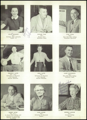 Page 10, 1957 Edition, Antigo High School - Hi Light Yearbook (Antigo, WI) online yearbook collection