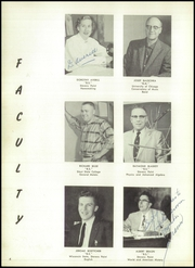 Page 8, 1957 Edition, Antigo High School - Hi Light Yearbook (Antigo, WI) online yearbook collection