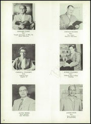 Page 12, 1958 Edition, Antigo High School - Hi Light Yearbook (Antigo, WI) online yearbook collection