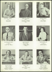Page 8, 1958 Edition, Antigo High School - Hi Light Yearbook (Antigo, WI) online yearbook collection
