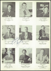 Page 9, 1958 Edition, Antigo High School - Hi Light Yearbook (Antigo, WI) online yearbook collection