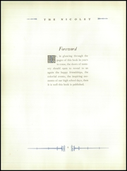 Page 10, 1931 Edition, Menasha High School - Nicolet Yearbook (Menasha, WI) online yearbook collection