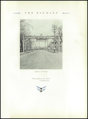 Page 17, 1931 Edition, Menasha High School - Nicolet Yearbook (Menasha, WI) online yearbook collection