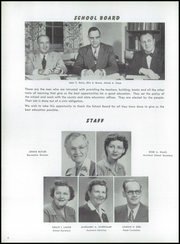 Page 12, 1954 Edition, Greendale High School - Pioneer Yearbook (Greendale, WI) online yearbook collection