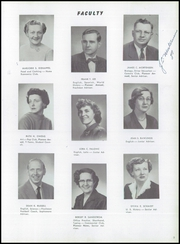 Page 15, 1954 Edition, Greendale High School - Pioneer Yearbook (Greendale, WI) online yearbook collection