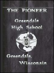 Page 7, 1954 Edition, Greendale High School - Pioneer Yearbook (Greendale, WI) online yearbook collection