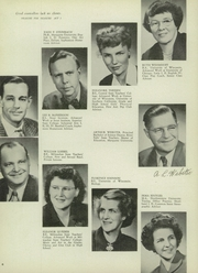 Page 10, 1951 Edition, Cedarburg High School - Cedariel Yearbook (Cedarburg, WI) online yearbook collection