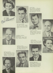 Page 11, 1951 Edition, Cedarburg High School - Cedariel Yearbook (Cedarburg, WI) online yearbook collection