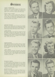 Page 15, 1951 Edition, Cedarburg High School - Cedariel Yearbook (Cedarburg, WI) online yearbook collection