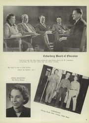 Page 9, 1951 Edition, Cedarburg High School - Cedariel Yearbook (Cedarburg, WI) online yearbook collection