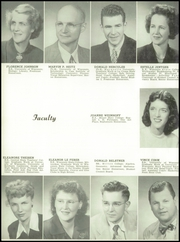 Page 10, 1952 Edition, Cedarburg High School - Cedariel Yearbook (Cedarburg, WI) online yearbook collection