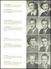 Page 15, 1952 Edition, Cedarburg High School - Cedariel Yearbook (Cedarburg, WI) online yearbook collection