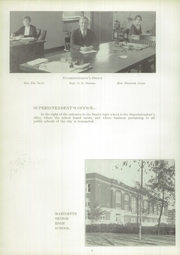Page 10, 1934 Edition, Marinette High School - Whipurnette Yearbook (Marinette, WI) online yearbook collection